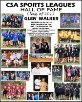 Hall of Fame - Glen Walker
